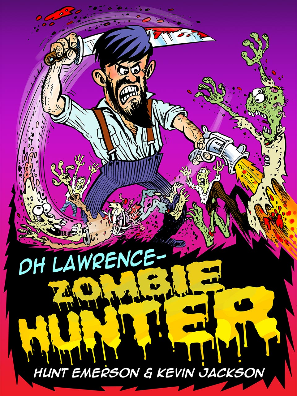 DH Lawrence - Zombie Hunter