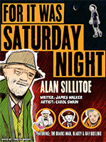 Issue 12 - Alan Sillitoe